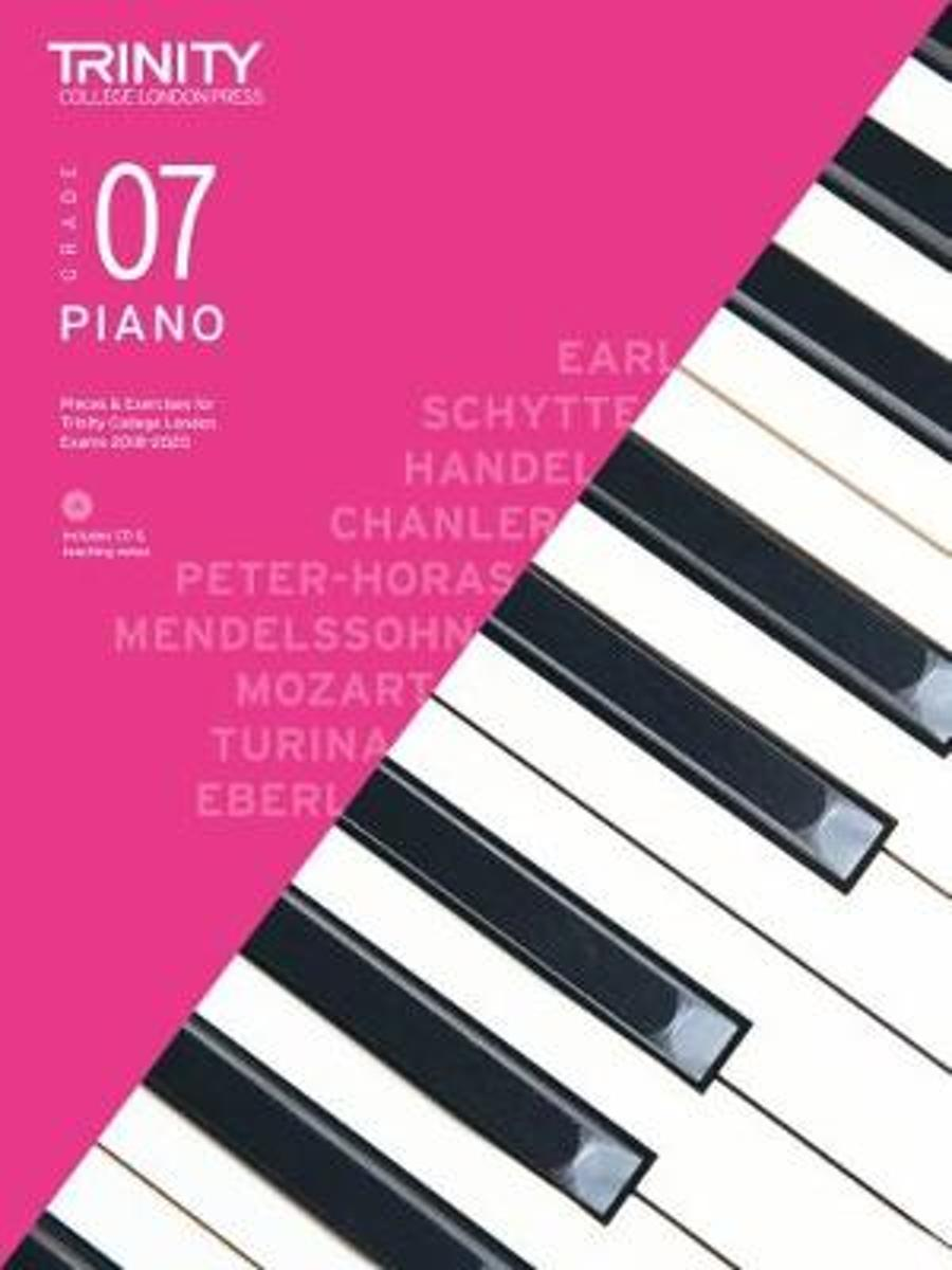 Piano Exam Pieces & Exercises 2018-2020 Grade 7, with CD & Teaching Notes