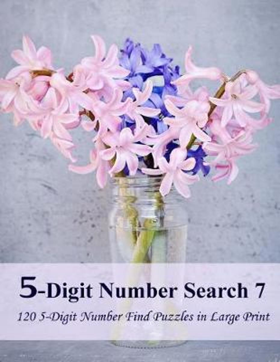 5-Digit Number Search 7