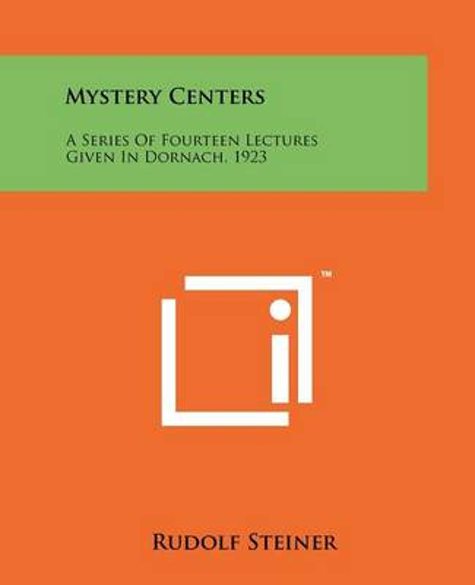 Mystery Centers