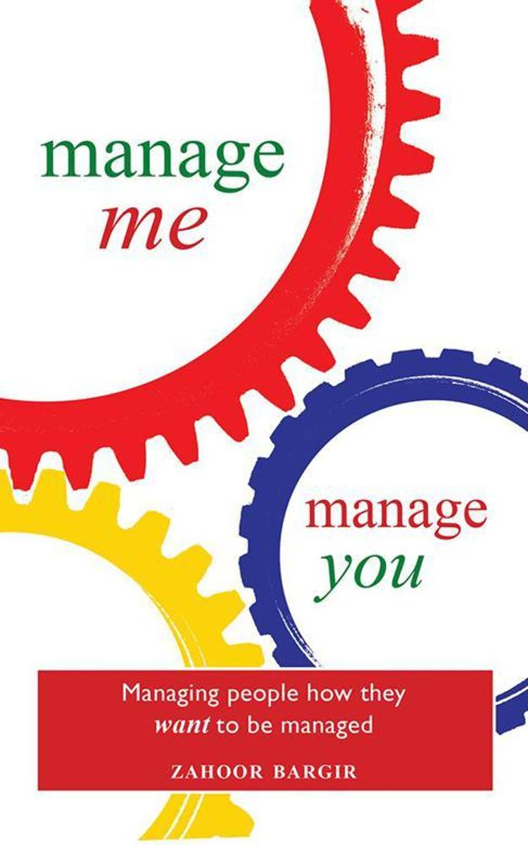 Manage Me, Manage You