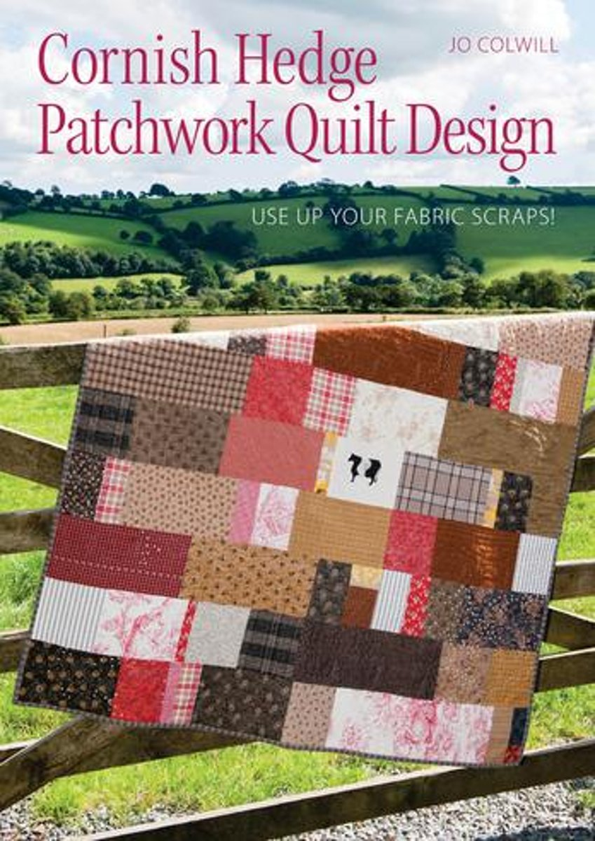 Cornish Hedge Patchwork Quilt Design