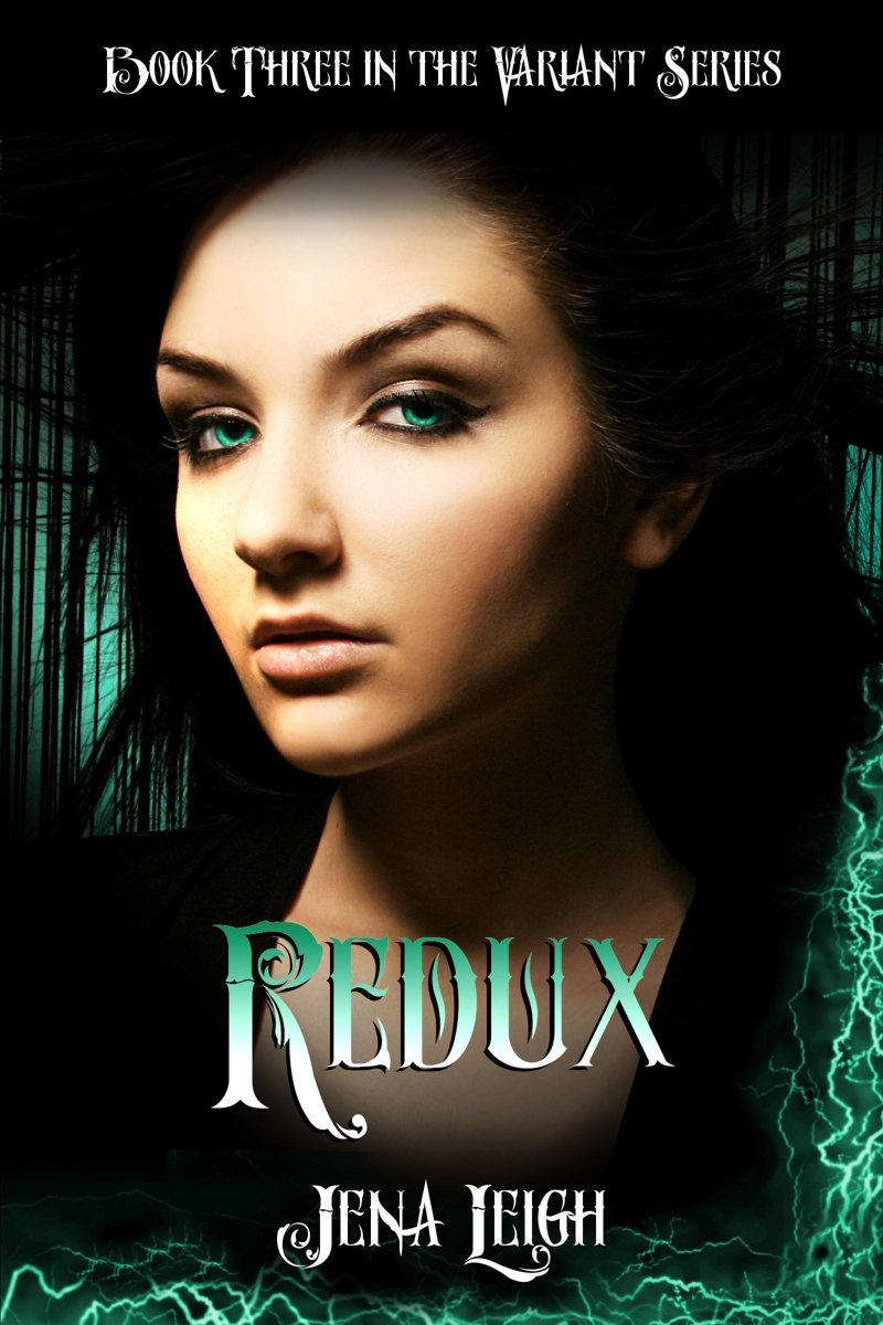 Redux (The Variant Series, #3)