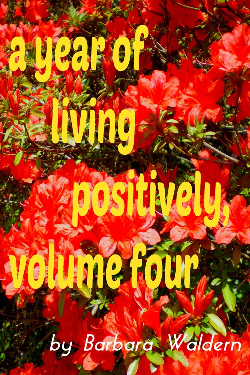A Year of Living Positively-Volume 4