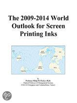 The 2009-2014 World Outlook for Screen Printing Inks