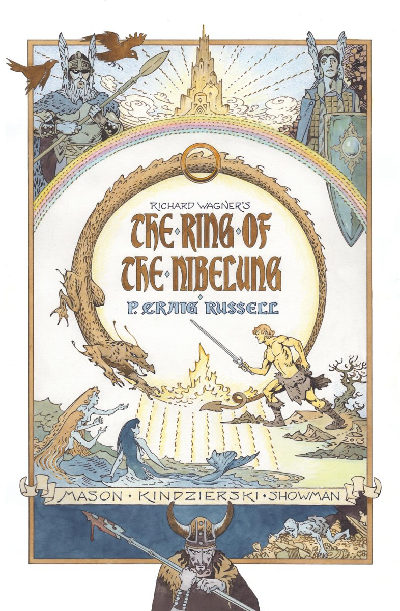 The Ring of Nibelung
