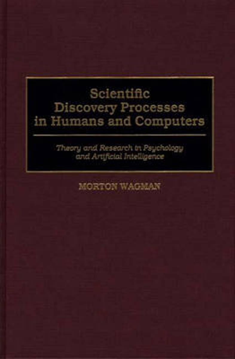 Scientific Discovery Processes in Humans and Computers
