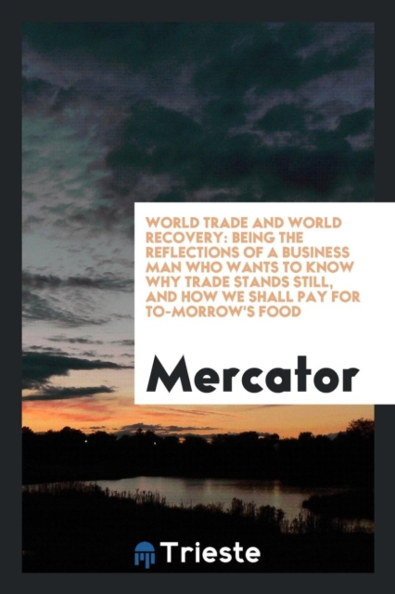 World Trade and World Recovery