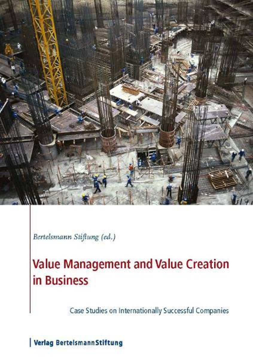 Values Management and Value Creation in Business