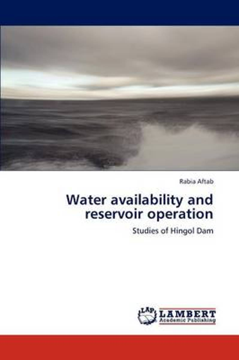 Water Availability and Reservoir Operation