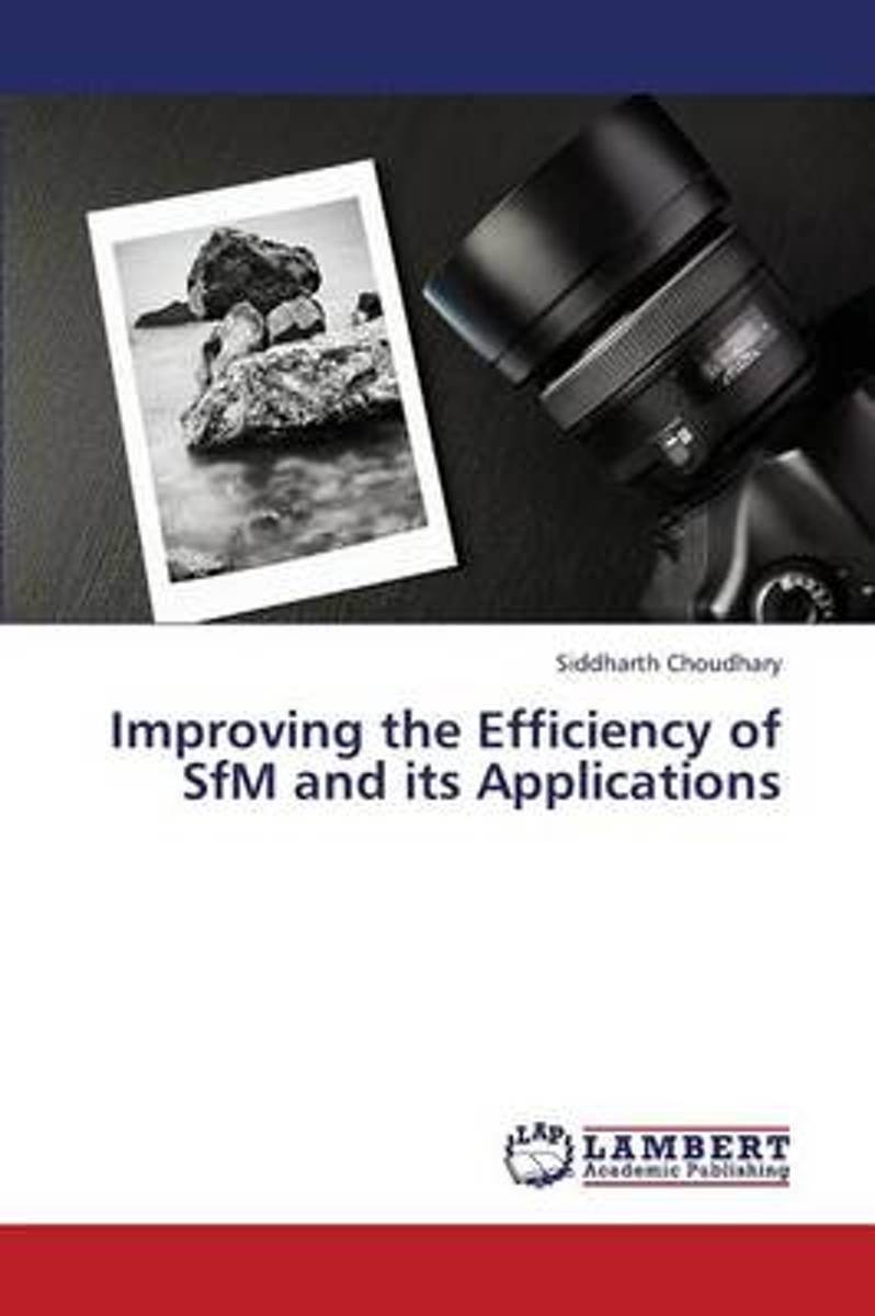 Improving the Efficiency of Sfm and Its Applications