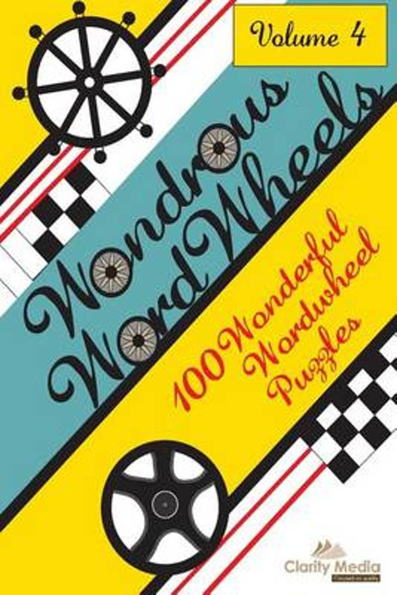 Wondrous Wordwheels Volume 4