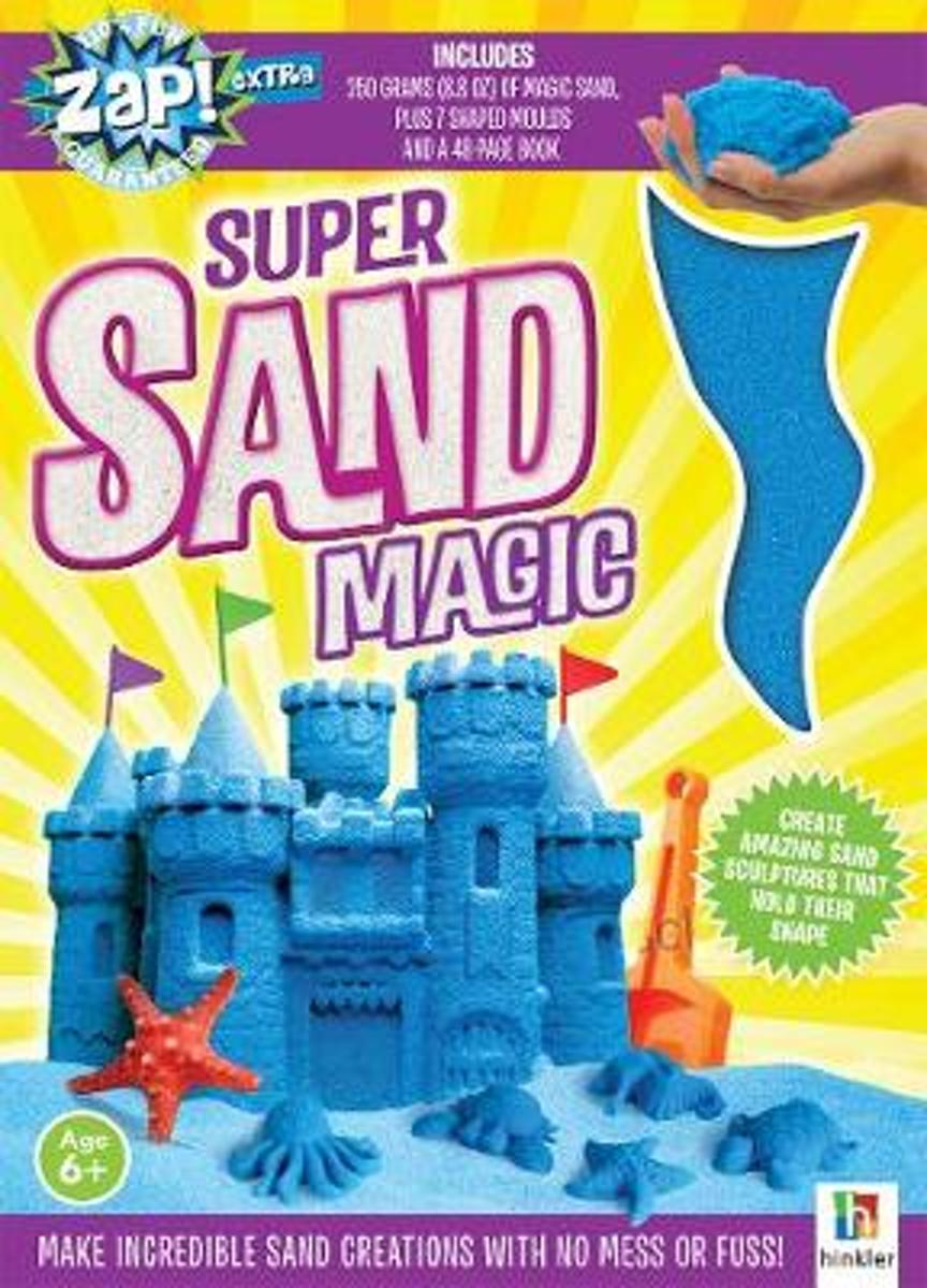 Zap! Extra Super Sand Magic
