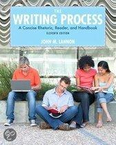 The Writing Process, with New MyCompLab