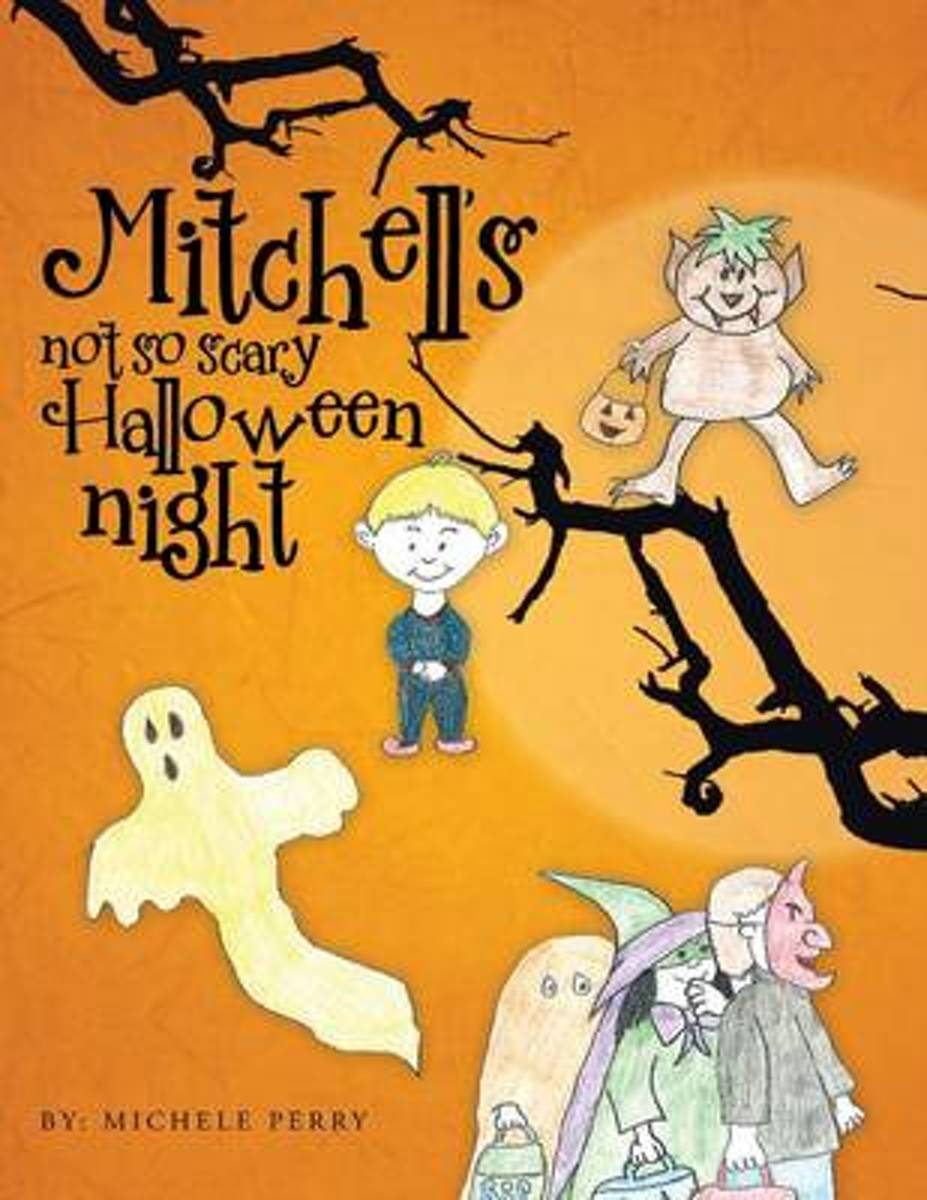 Mitchells Not So Scary Halloween Night