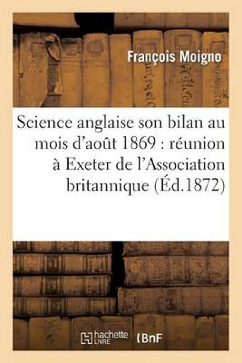 Science Anglaise