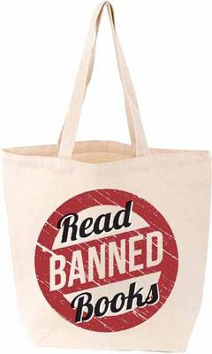 Lovelit Read Banned Books Tote