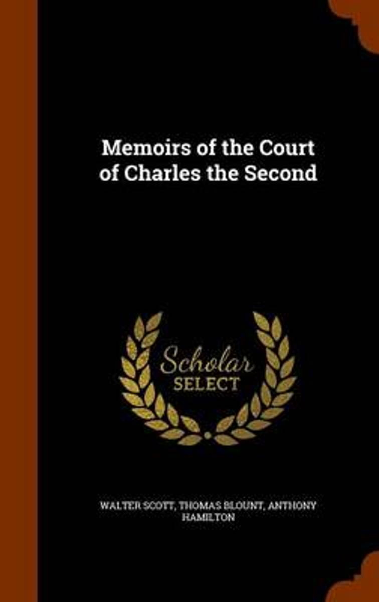 Memoirs of the Court of Charles the Second