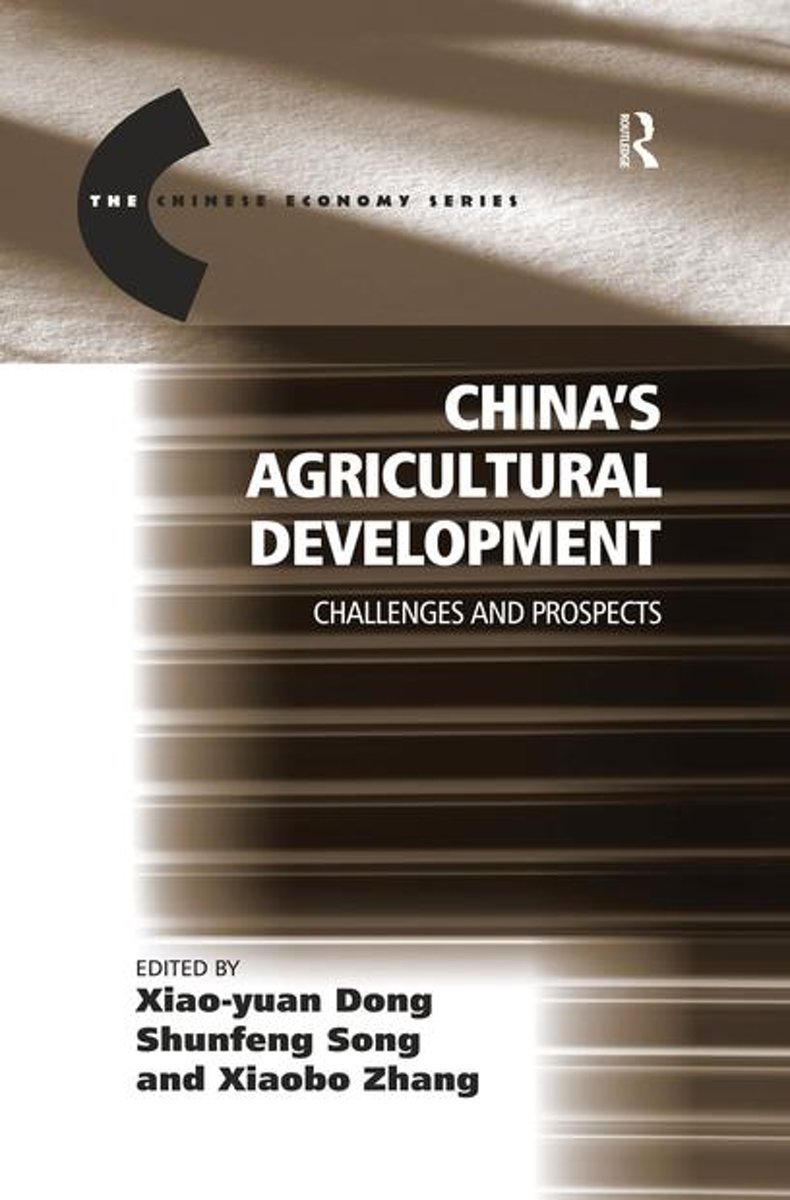 China's Agricultural Development