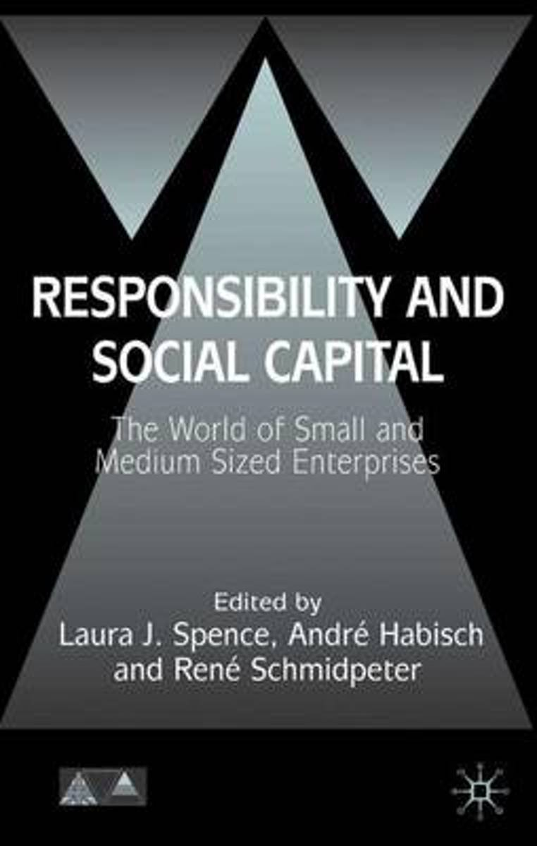 Responsibility and Social Capital