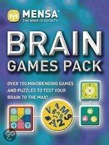 The Mensa Brain Games Pack