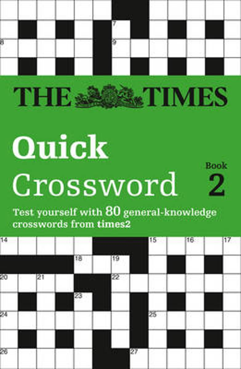The Times Quick Crossword Book 2