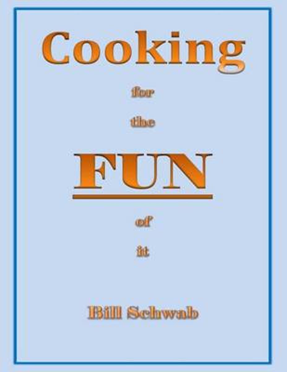 Cooking for the Fun of It