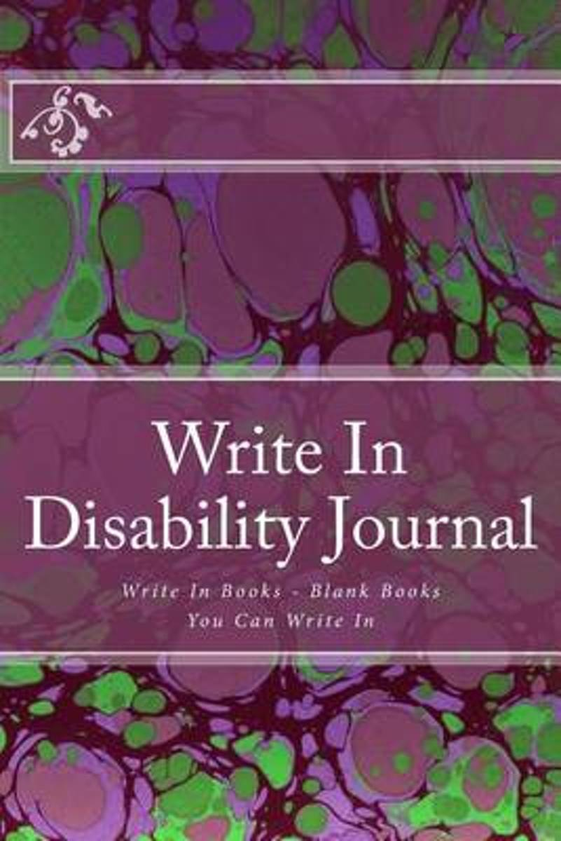 Write in Disability Journal