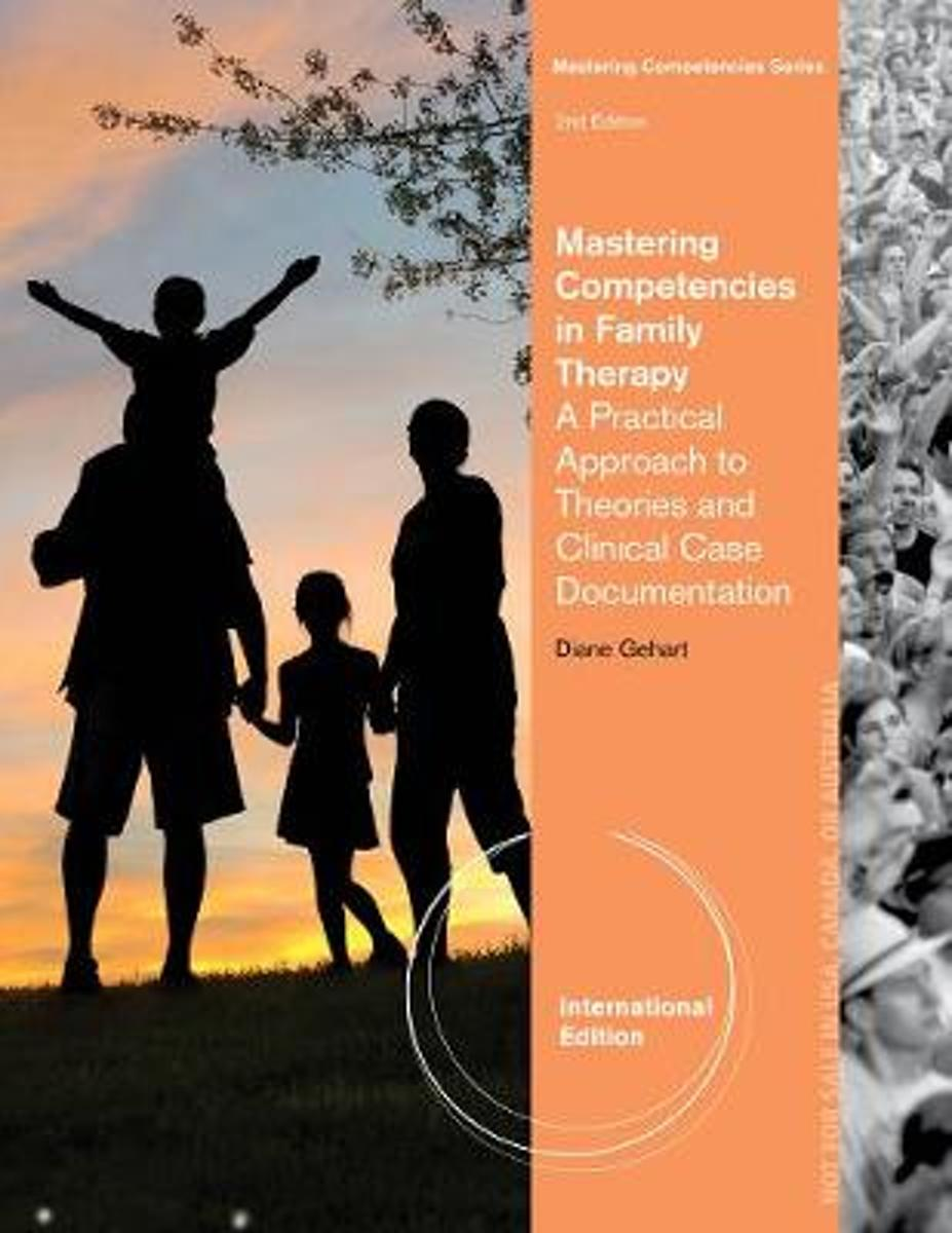 Mastering Competencies in Marrige and Family Therapy