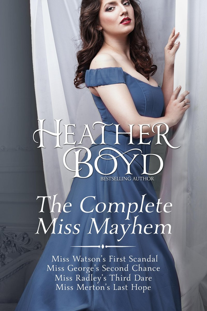 The Complete Miss Mayhem