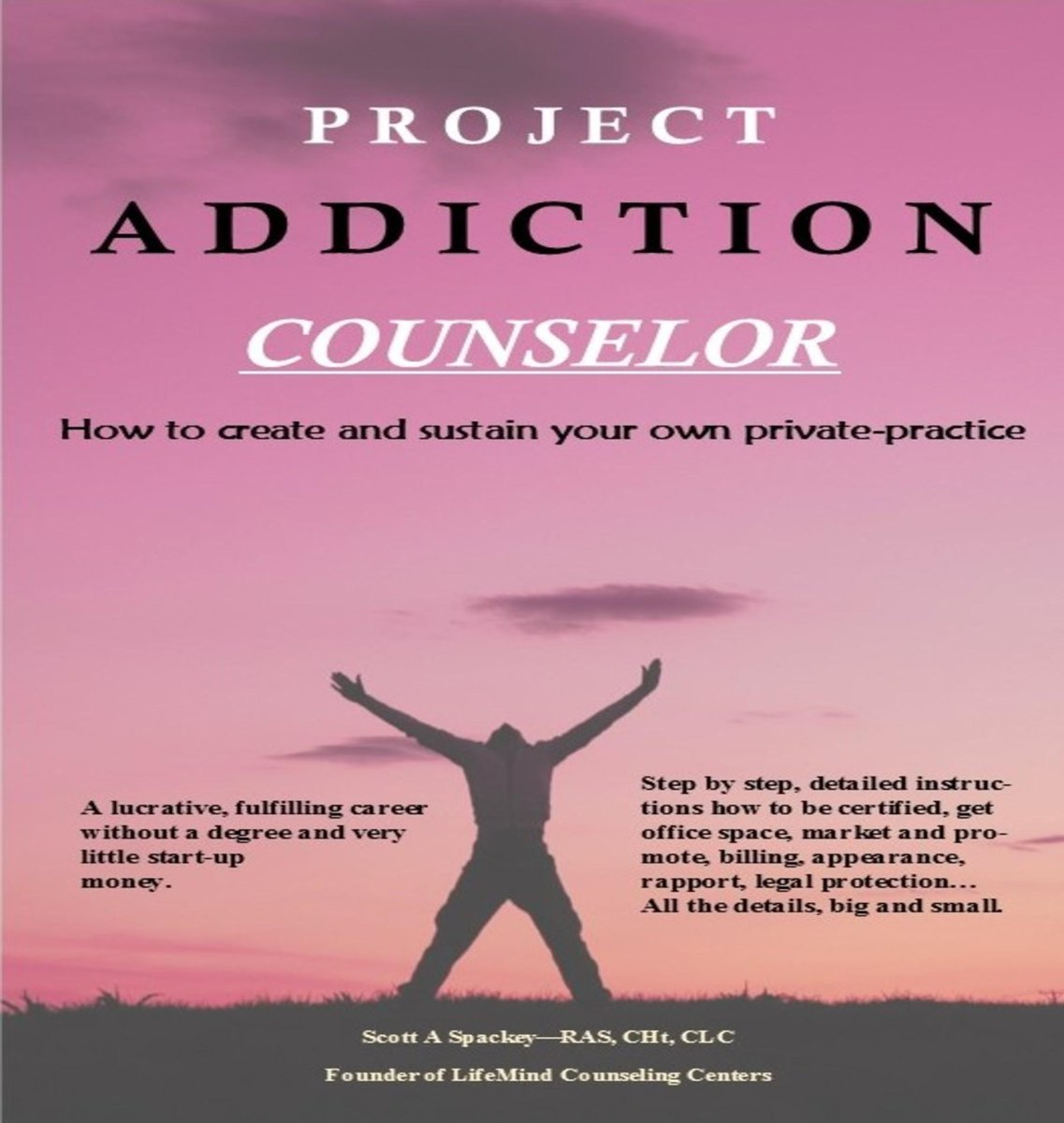 Project Addiction Counselor, How to Create and Sustain A Private Practice