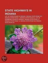 State highways in Indiana
