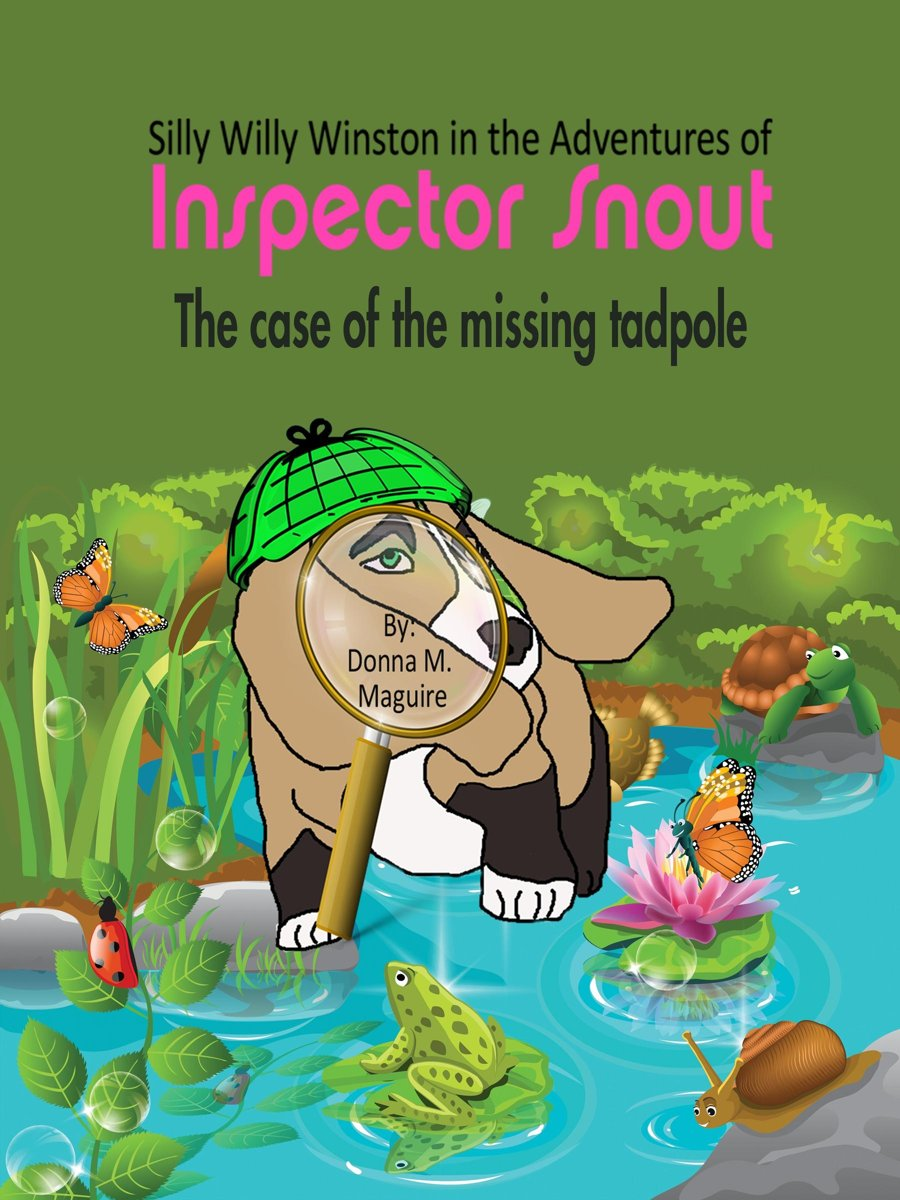 Silly Willy Winston in the Adventures of Inspector Snout: The Case of the Missing Tadpole
