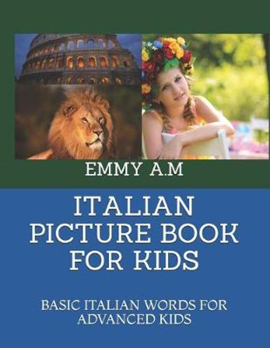 Italian Picture Book for Kids