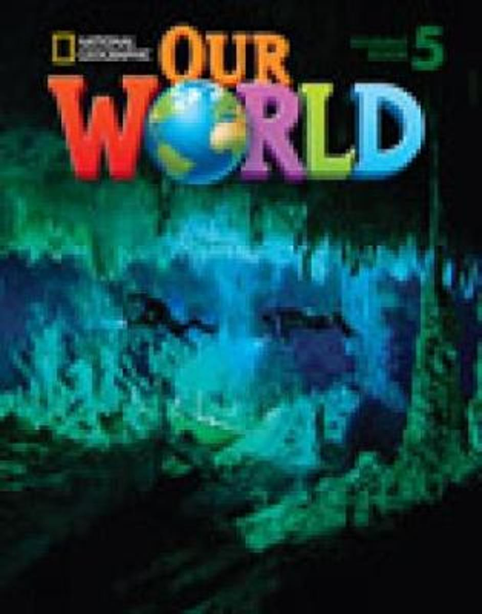 Our World 5 with CD-ROM