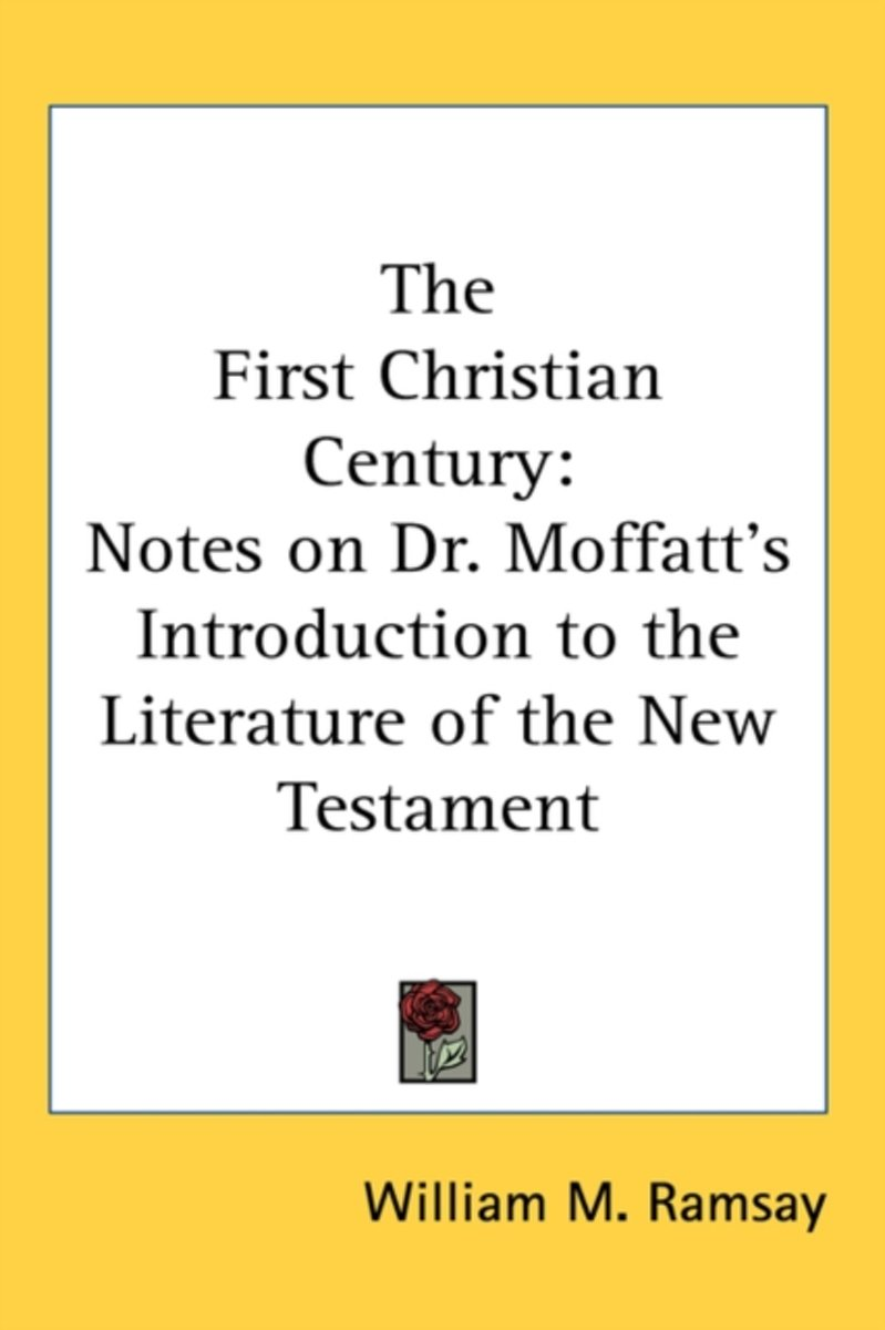 The First Christian Century