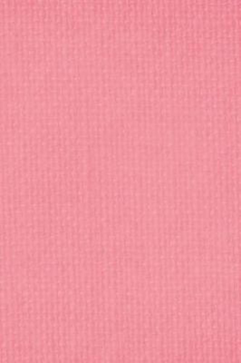 Pastel Pink Fabric Patterned Notebook