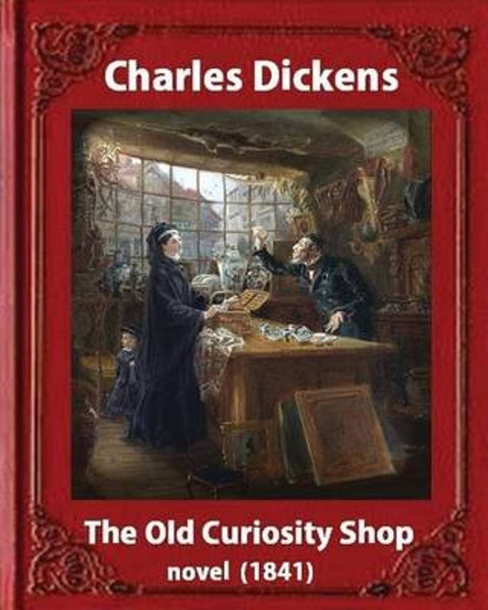 The Old Curiosity Shop(1841), by Charles Dickens, Paiting George Cattermole