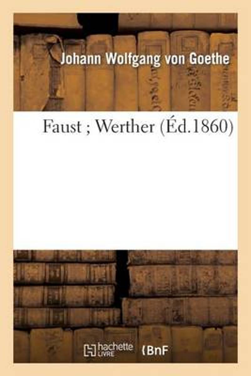 Faust Werther
