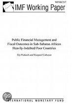 Public Financial Management and Fiscal Outcomes in Sub-Saharan African Heavily-Indebted Poor Countries