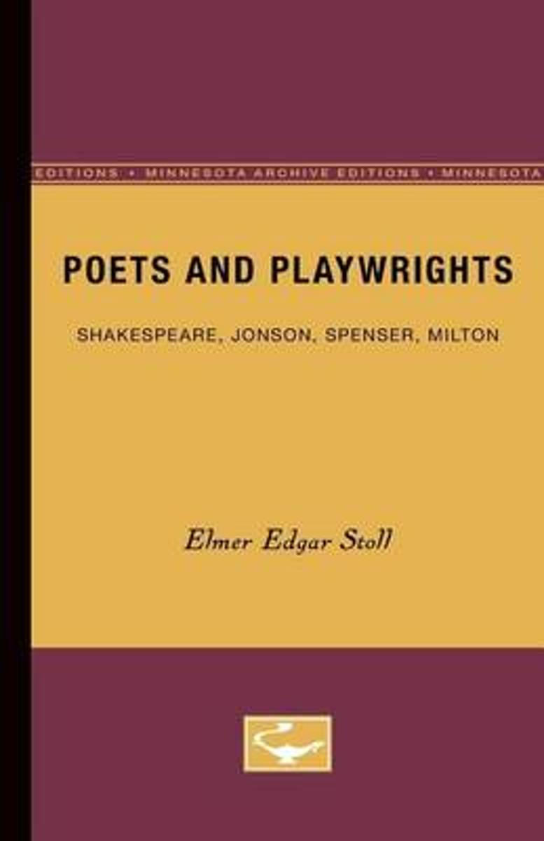 Poets and Playwrights