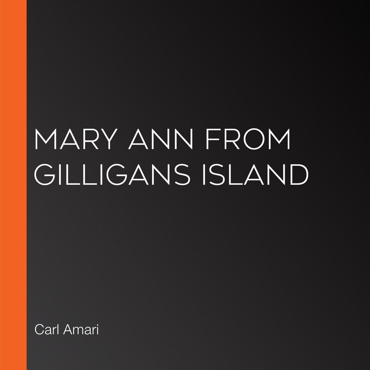 Mary Ann from Gilligans Island