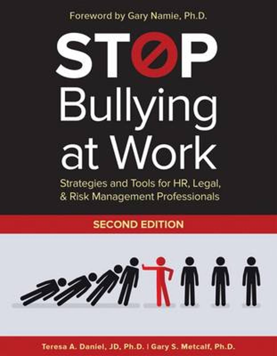 Stop Bullying at Work