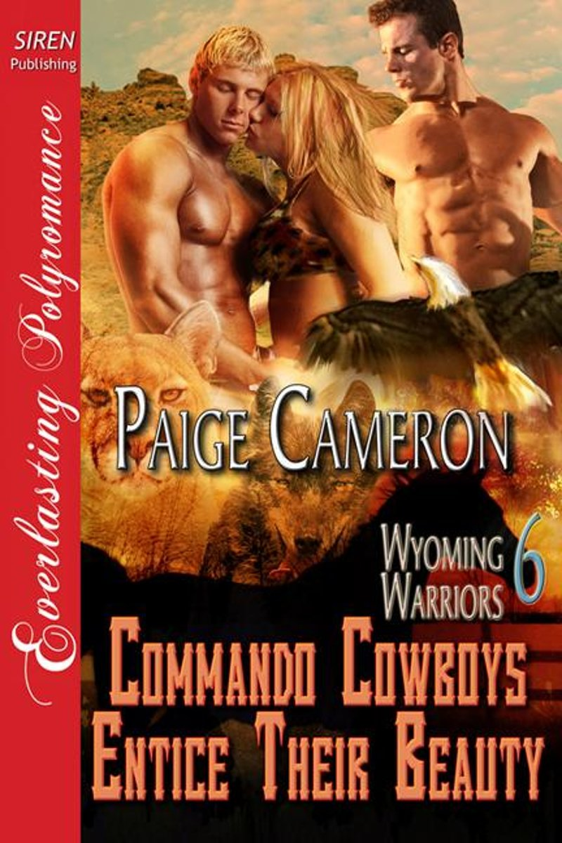 Commando Cowboys Entice Their Beauty