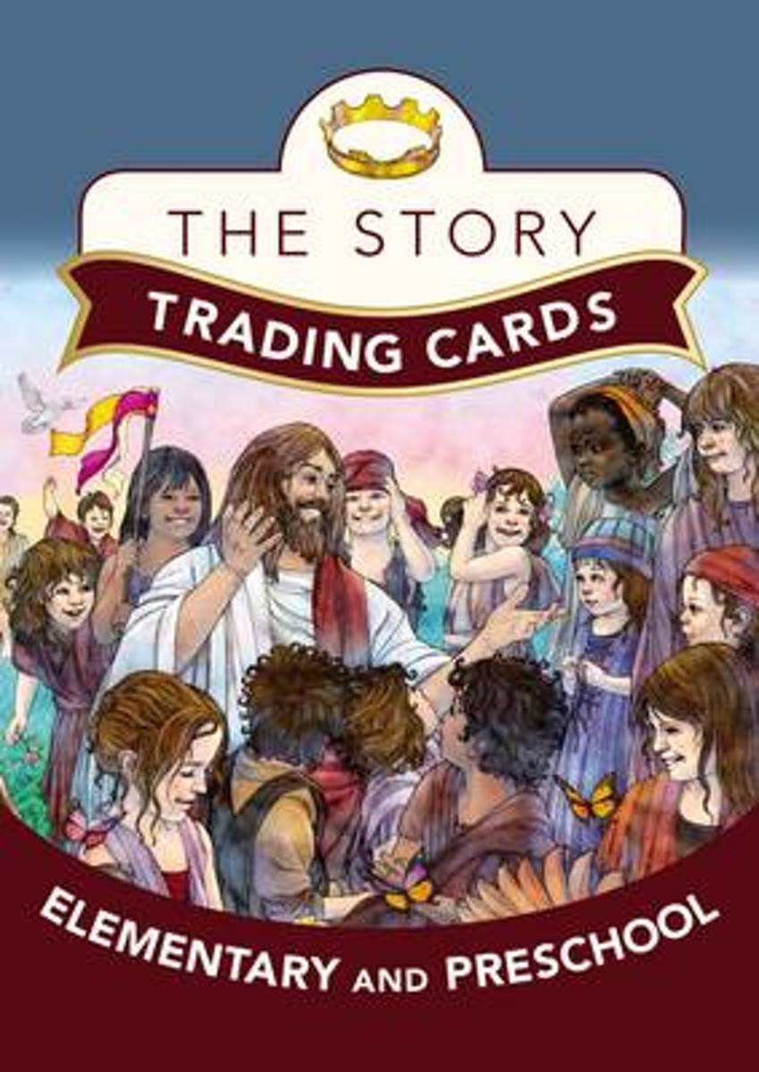 The Story Trading Cards