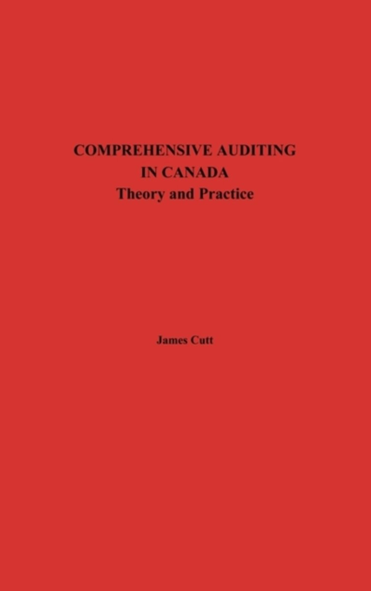 Comprehensive Auditing in Canada