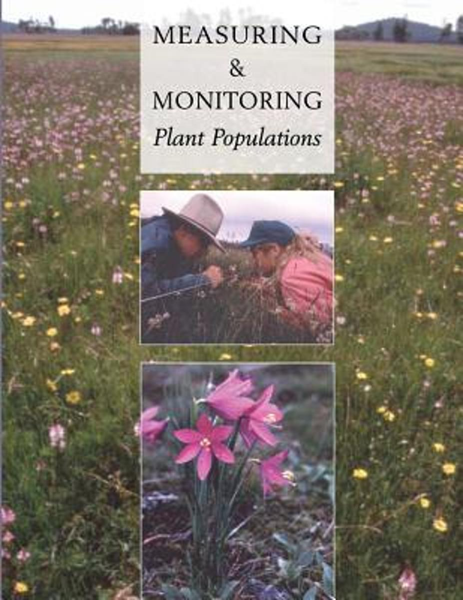 Measuring and Monitoring Plant Populations