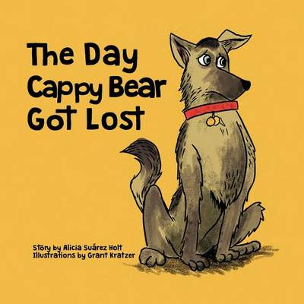 The Day Cappy Bear Got Lost