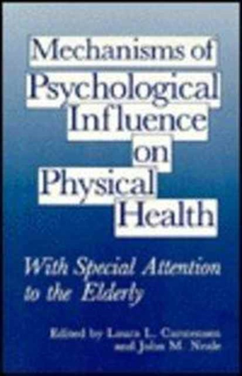 Mechanisms of Psychological Influence on Physical Health
