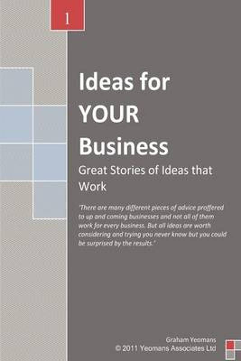 Ideas for Your Business