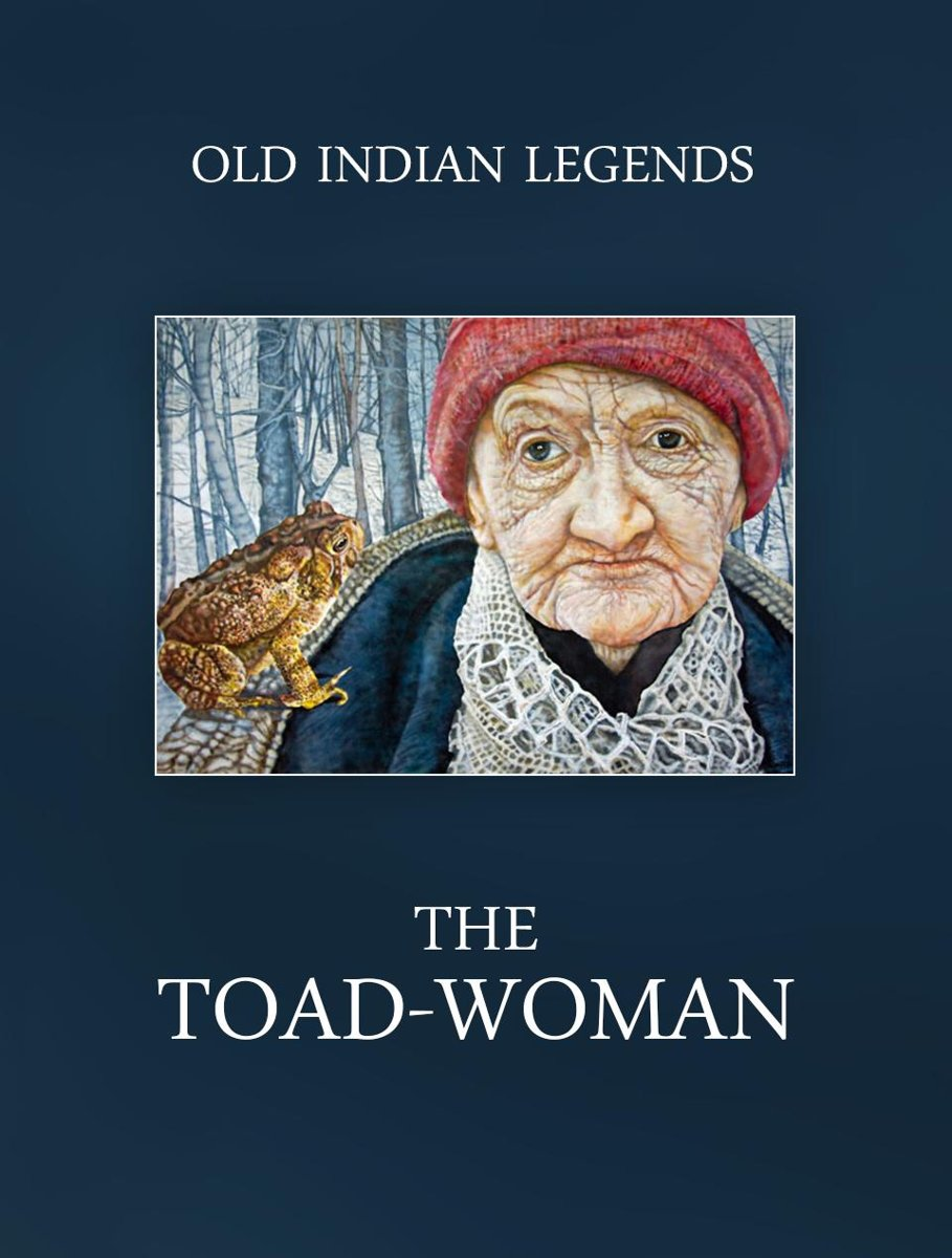 The Toad-Woman